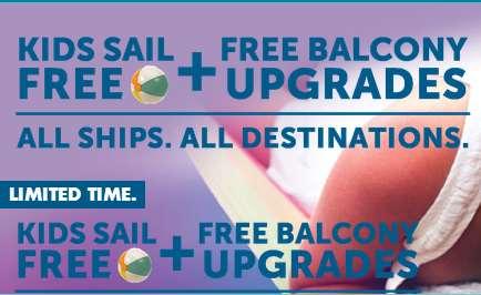 Tercer y cuarto pasajero gratis en cruceros de Royal Caribbean y Norwegian