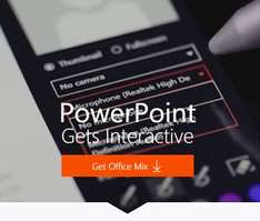 Microsoft Office Mix GRATIS [Complemento para PowerPoint 2013]