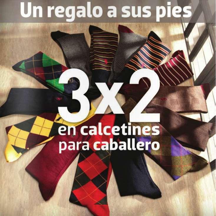 Liverpool: 3x2 en calcetines para hombre, descuento en marcas Panasonic, Clavin Klein y más