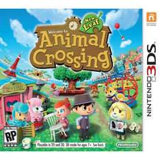 Linio: ANIMAL CROSSING NEW LEAF para 3DS $279