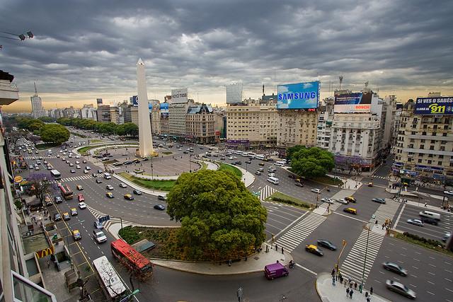 Vuelos redondo del DF a Buenos Aires por $5,890