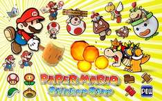 Linio: Paper Mario Sticker Star Nintendo 3DS $169