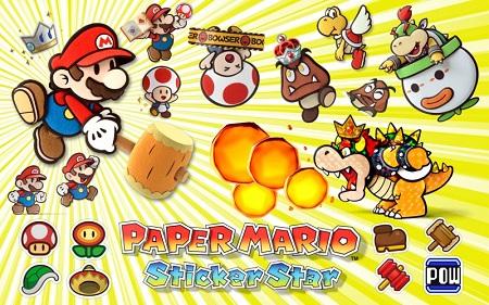 Linio: Paper Mario Sticker Star Nintendo 3DS $169