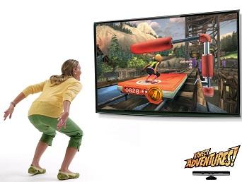 Xbox 360 de 500gb con kinect y tres juegos $3,706