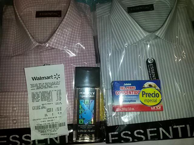 Walmart: liquidación camisas a $60, fragancia Playboy, fabuloso y jabón para perro