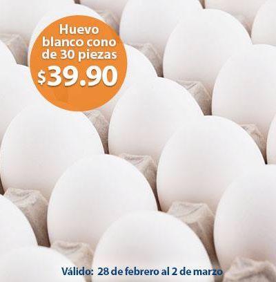 Chedraui: cartera de huevos $39.90