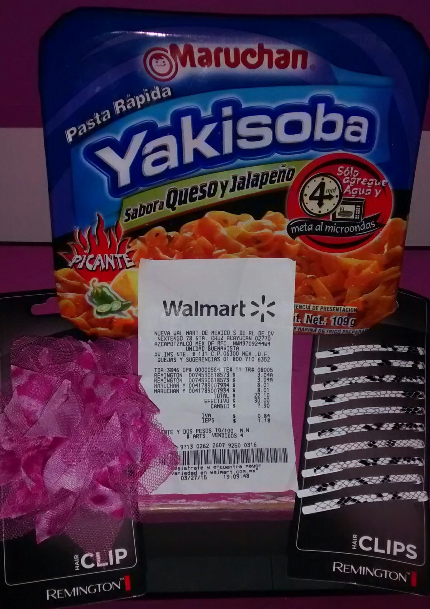 Walmart: productos en liquidación