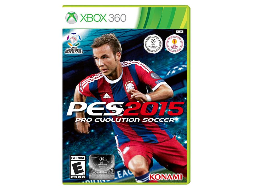 Liverpool: Pro Evolution 2015 para Xbox 360 a $339 pesos