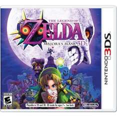 LINIO: THE LEGEND OF ZELDA MAJORA'S MASK NINTENDO 3DS