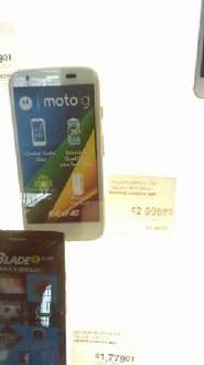 Sam's Club: Moto G xt1040 8gb 4g LTE a $2,999