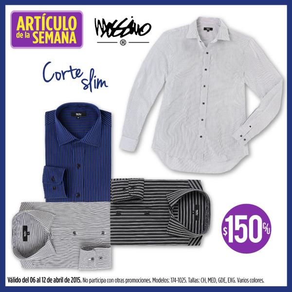 Suburbia: camisas Mossimo $150