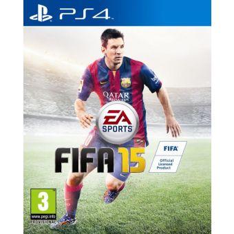 LINIO: FIFA 15 PS4 juego fisico