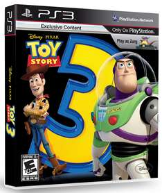 Mixup - Toy Story 3: The Video Game PS3