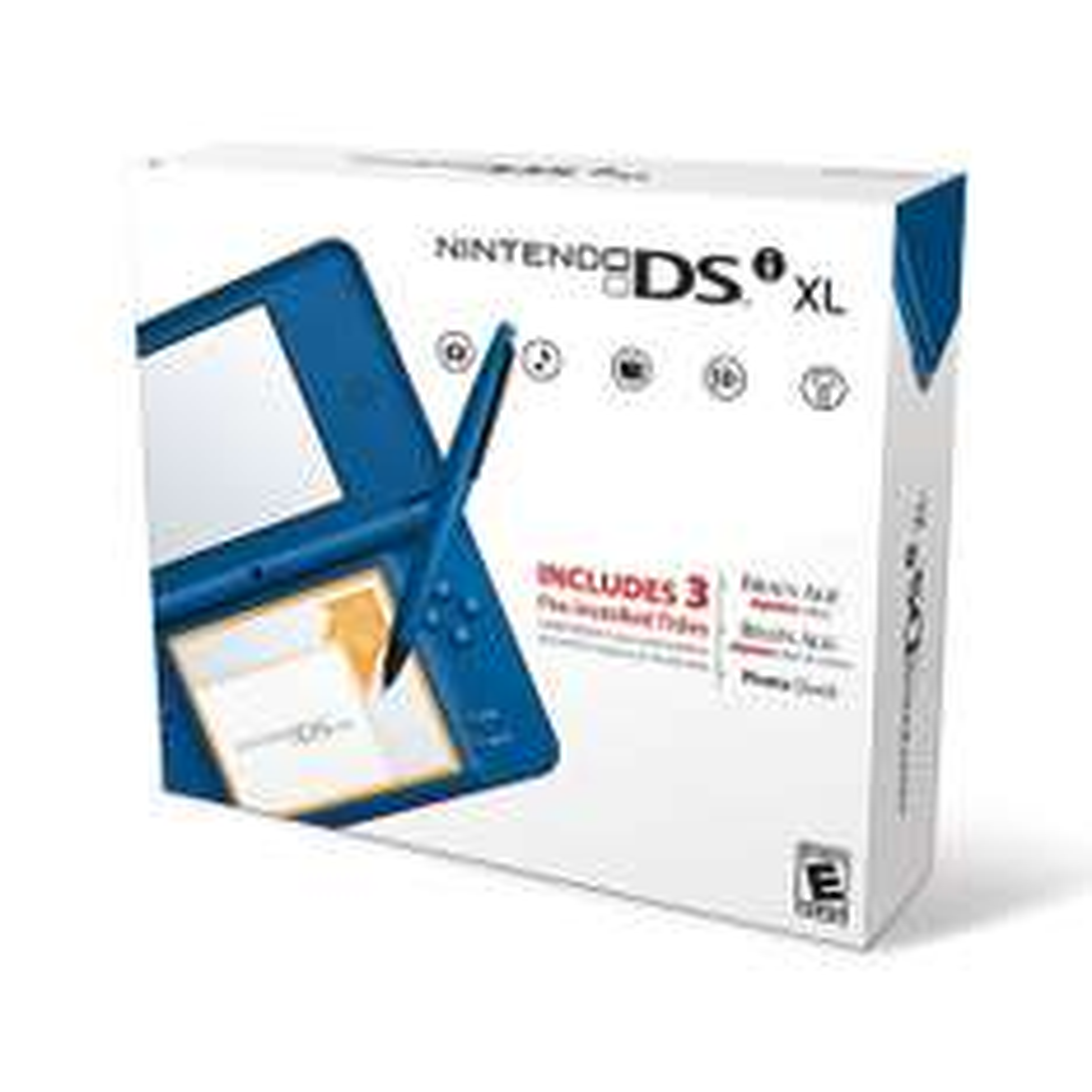 Walmart: Consola Nintendo DSi XL con 3 Juegos Preinstalados