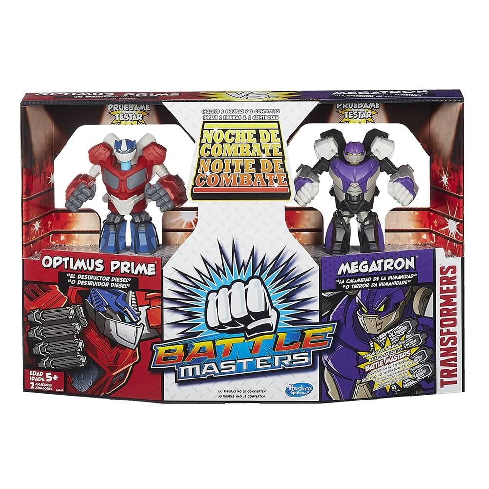 Walmart: Battle Masters Hasbro paquete de 2 a $95