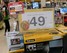 Office Max: Soporte para Laptop marca Fellowes de $399 a $49