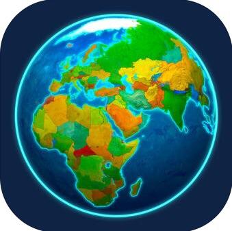 App Store: Earth 3D - Atlas gratis