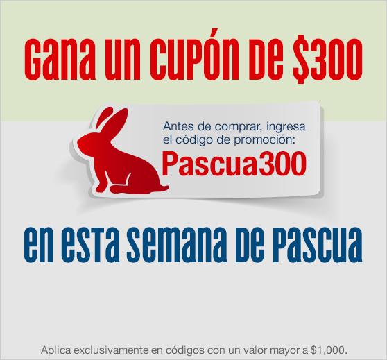 Elektra: Cupon de 300 pesos de descuento en compras mayores a 1000 pesos