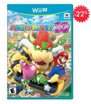 Linio: Mario Party 10 Nintendo Wii U a $770