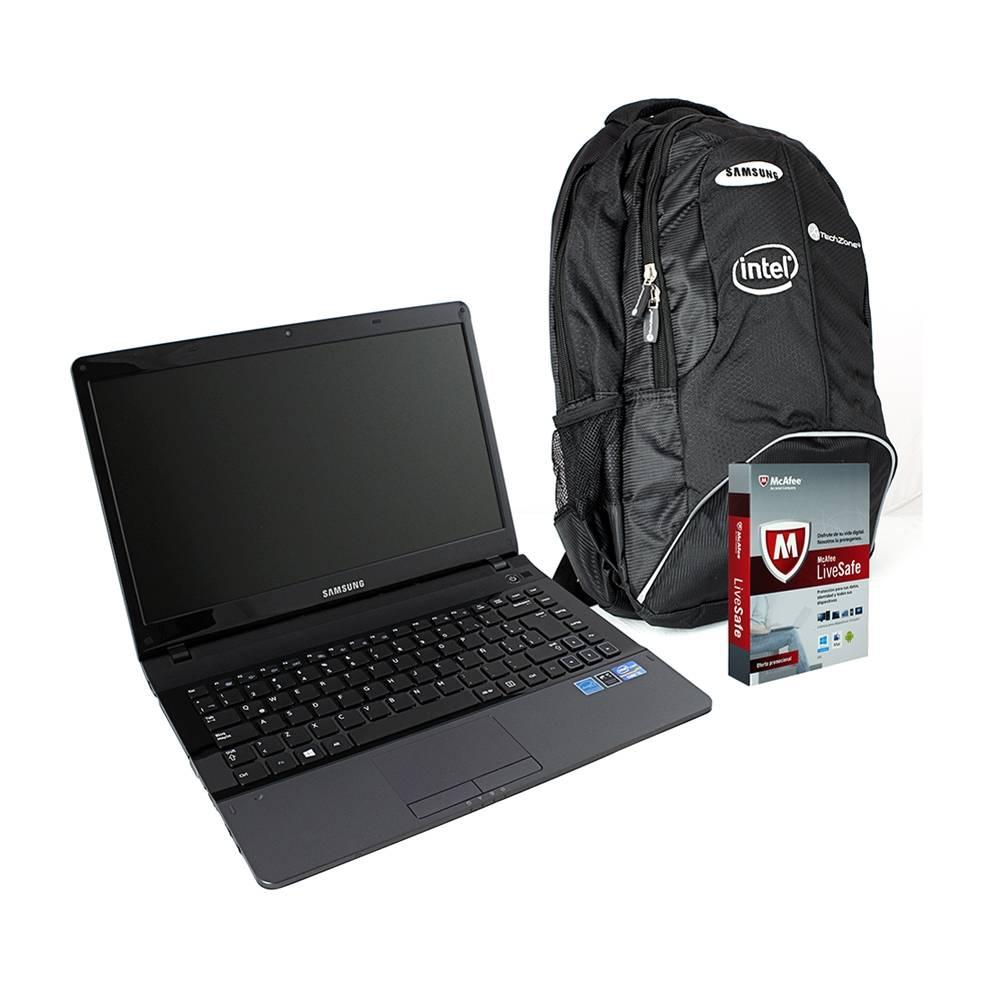 Walmart: paquete de laptop Samsung i5 + mochila+ antivirus $6,999