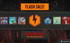 PlayStation Network: ofertas de San Valentin