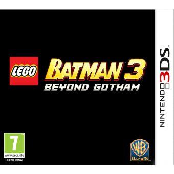 Linio: Lego Batman 3: Beyond Gotham Nintendo 3DS $249 y envío gratis