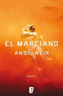 ebook: EL MARCIANO - andy weir $15
