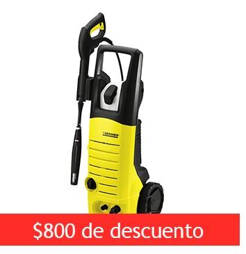 Costco: Karcher, hidrolavadora de alta presión de uso doméstico a $2,499