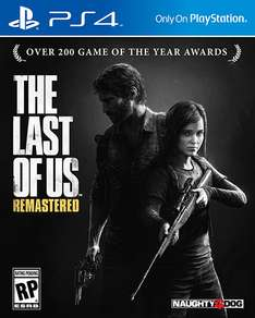 Juego The last of us PS4 digital a solo 12.75 dolares
