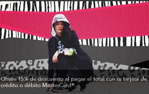 Puma: 15% de descuento pagando con tarjeta MasterCard
