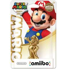 Liverpool: Amiibo Mario Gold en exclusiva ya disponible