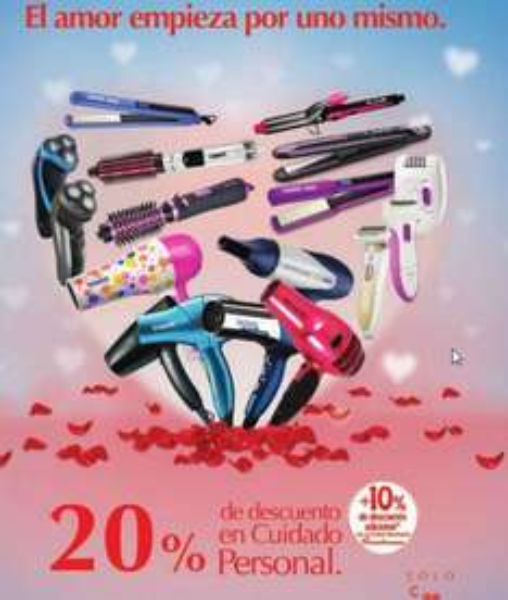 Sanborns: ofertas de San Valentín (actualizado con más promociones)