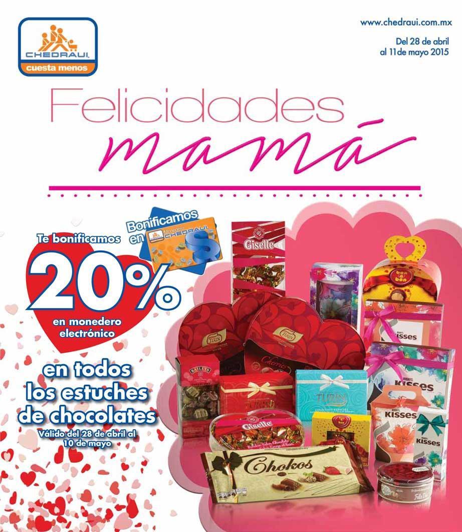 Chedraui: Ofertas folleto al 11 Mayo