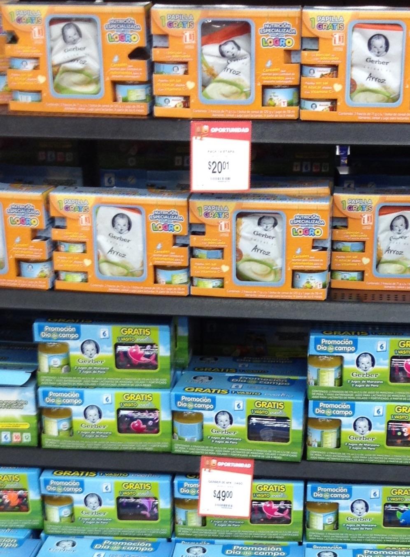 Walmart: paquetes Gerber y más ofertas