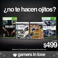 Gamers: Madden NFL 25 $299, Assassin's Creed 4 $499 y más (actualizado: Xbox One $6,999)