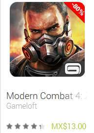 Juegos Android a $13: Spider-Man, Batman, Gangstar Vegas, Tintin y más