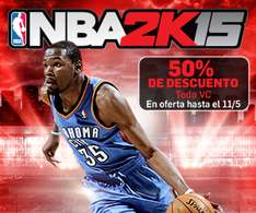 PS Store: NBA2K15 Sale