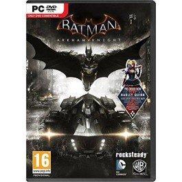 Preventa Batman Arkham Knight digital (PC) a $23 dólares o menos