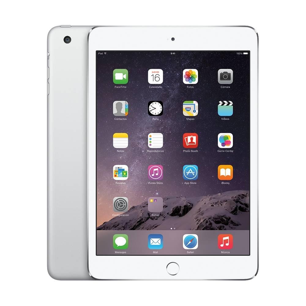 Walmart - iPad Mini 3 Wi-Fi 16 GB $5,799 + $500 de bonificación