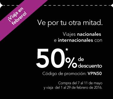 VOLARIS: Viajes nacionales y a Estados Unidos hasta 50% menos en febrero