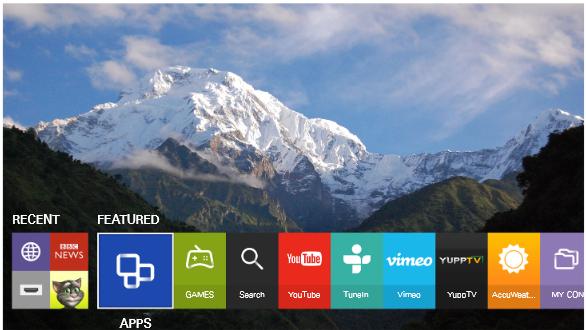 """Coppel: pantalla LED Samsung Smart 55"""" modelo 2015 a $13,999"""