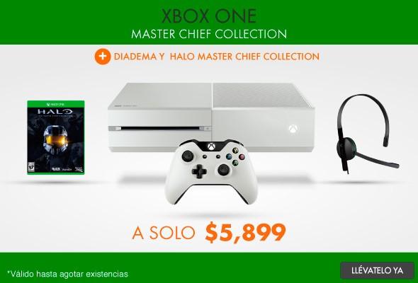 Linio: XBOX ONE blanco HALO Edición Especial