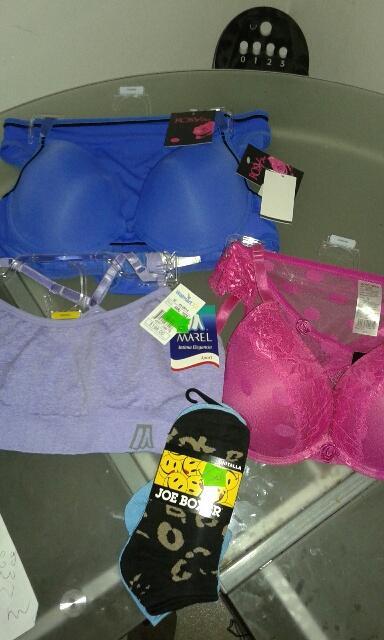 Walmart: liquidación ropa interior y top deportivo para Dama