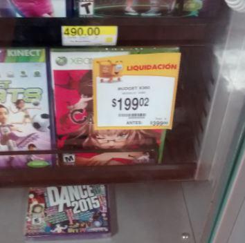 Walmart: segunda rebaja de precios en varios videojuegos