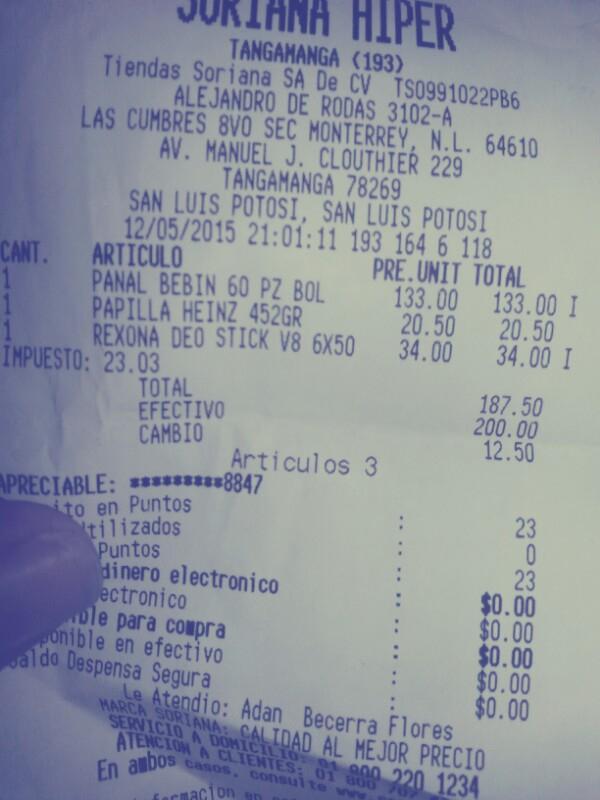 Soriana: 2x1 en desodorantes seleccionados, papillas Heinz 4 x $20