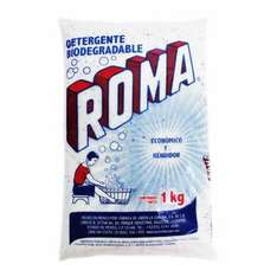 Walmart: DETERGENTE EN POLVO ROMA 2kg a $40