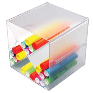 Office Depot: Caja Organizadora 4 divisiones a $9.90