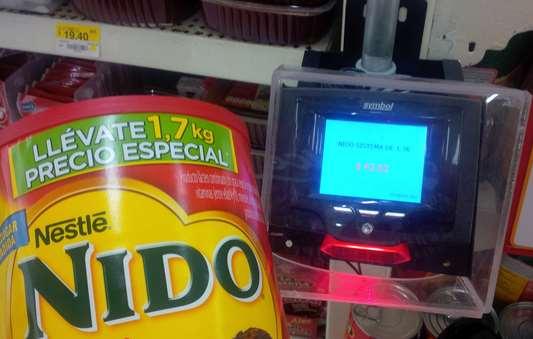 Walmart: Liquidacion Leche Nido Kinder 1.700 kg a $42.02