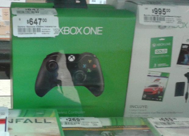 Chedraui: Control para Xbox One a $647