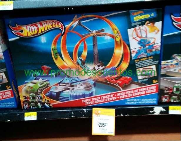 Walmart: rebajas en juguetes (actualizado con nuevos precios)